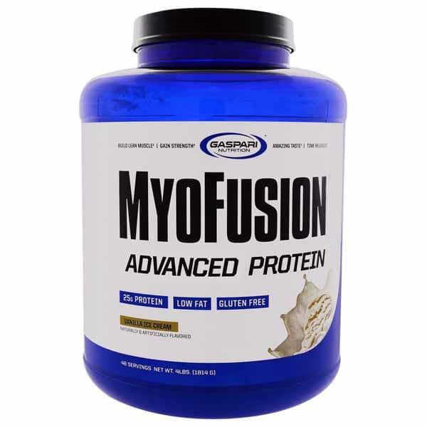 myofusion: uma das melhores proteínas time-release do Brasil