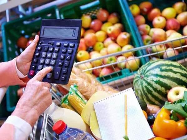 não troque alimentos básicos por alimentos caros