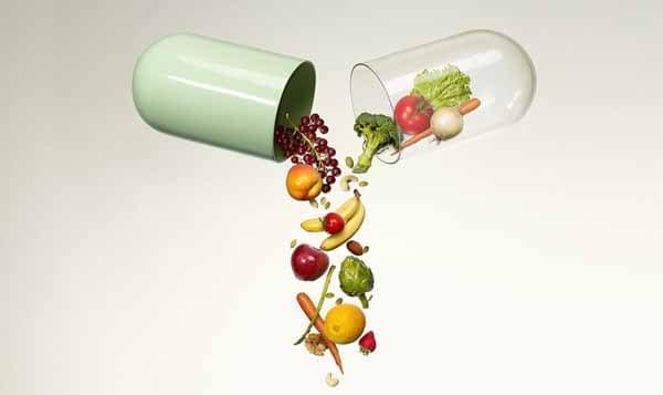 não troque alimentos naturais por multivitamínicos