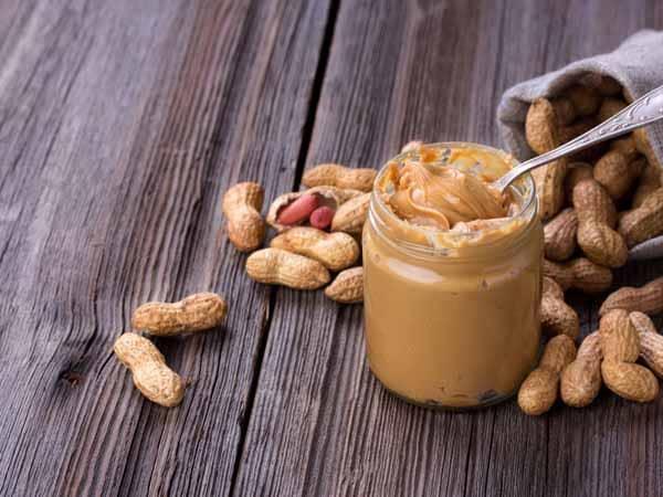 pasta de amendoim: excelente alimento para o praticante de musculação