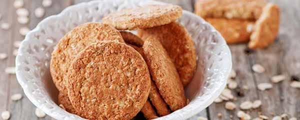 receita biscoito de aveia