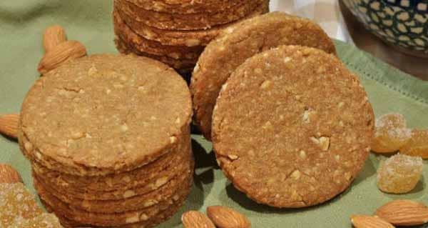 receita biscoito integral fitness