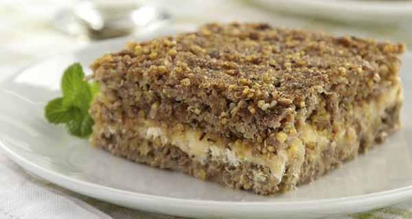 receita quibe com quinoa