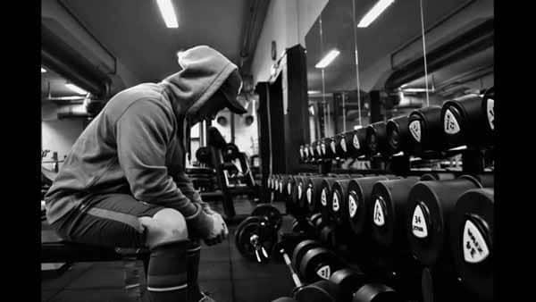 Tenha sempre uma motivação para ir treinar diariamente
