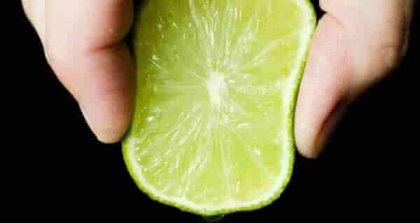 tudo sobre água com limão
