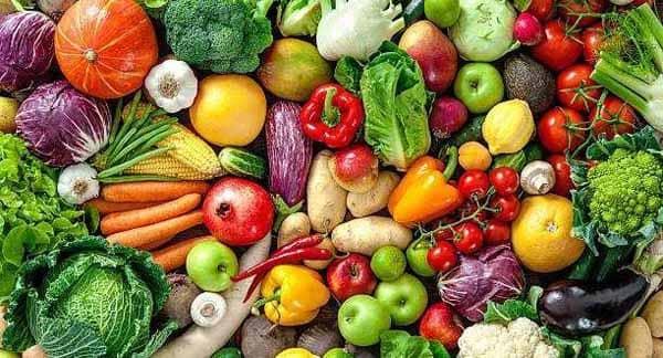 não exagere no consumo de vegetais em sua refeição
