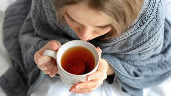 chás para curar doenças