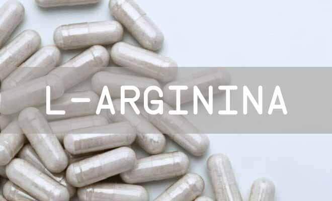 conheça a L-Arginina
