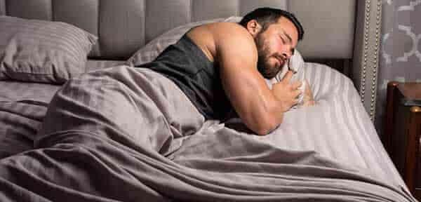 consumir whey antes de dormir