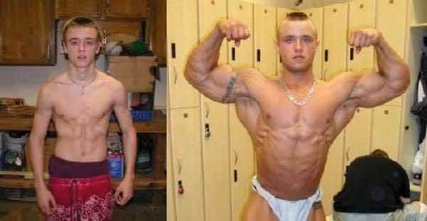 musculação tempo de resultado