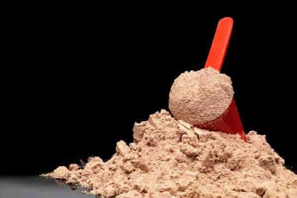 não exagere no consumo de whey protein