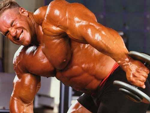 treino de tríceps por jay cutler