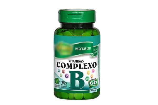 vitamina do complexo B