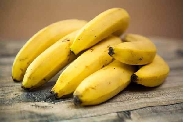 banana pos treino