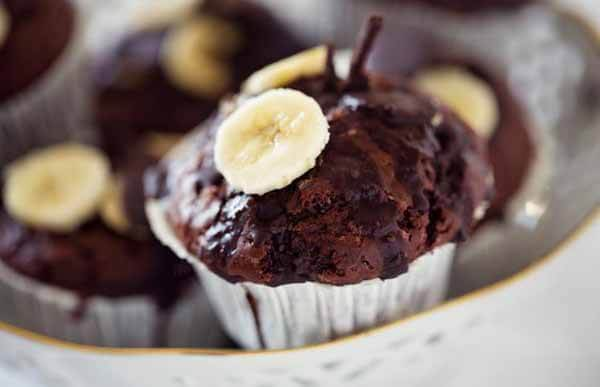 bolinhos muffins pos treino