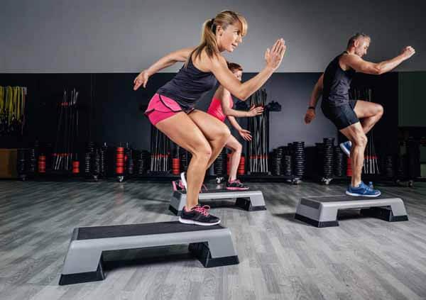 intensidade exercicios aerobicos