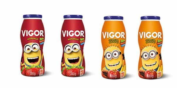 iogurtes infantis