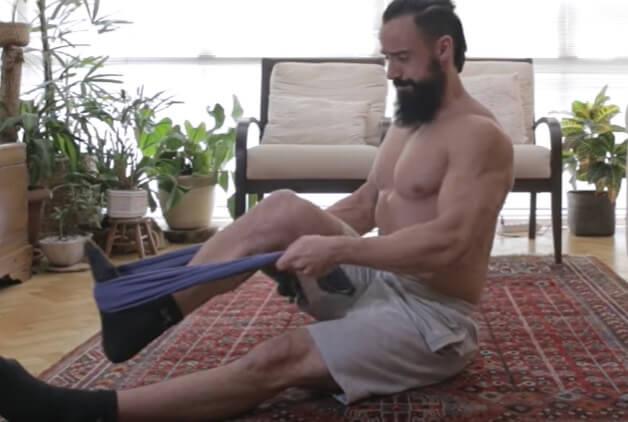 costas remada toalha