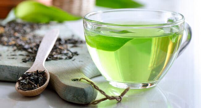 cha verde tabua abre