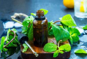 Image de l'huile essentielle de menthe poivrée: à quoi sert-elle et avantages?